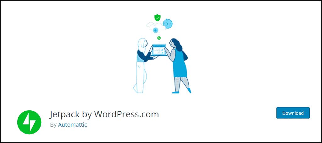 Jetpack WordPress plugin