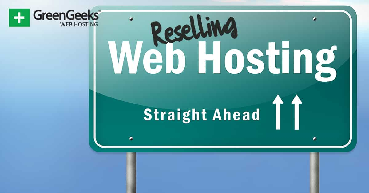 Be a Web Hosting Reseller