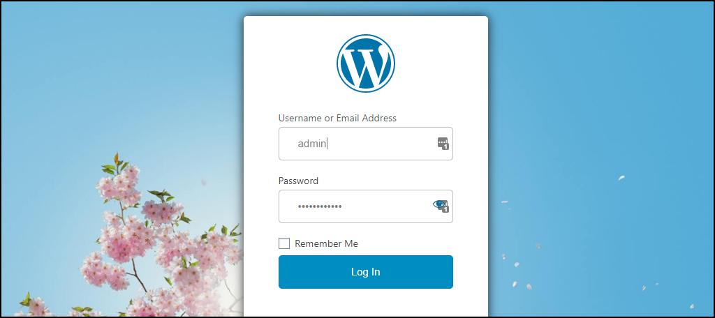 LoginPress WordPress plugin background image