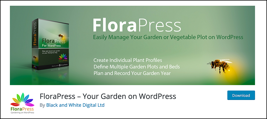 FloraPress plugin