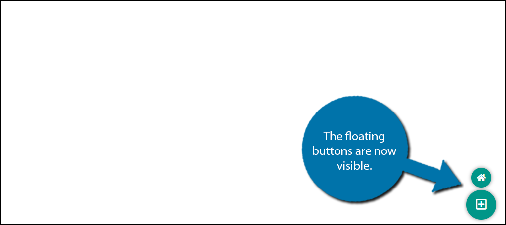 Floating Buttons