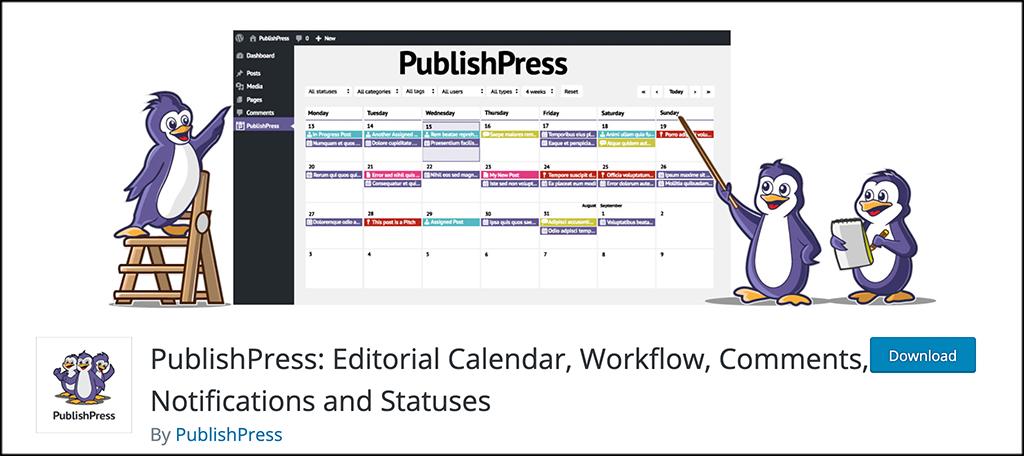 PublishPress plugin