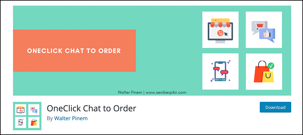 OneClick Chat to Order plugin