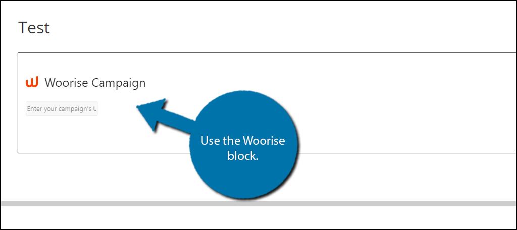 Woorise-Block