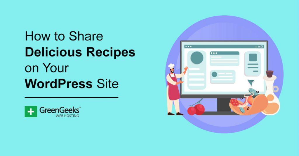 Delicious Recipes WordPress