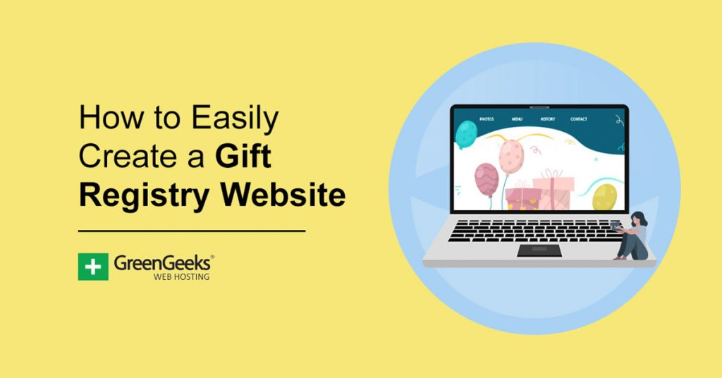 Gift Registry Website