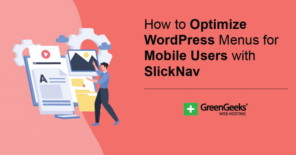 Optimize WordPress SlickNav